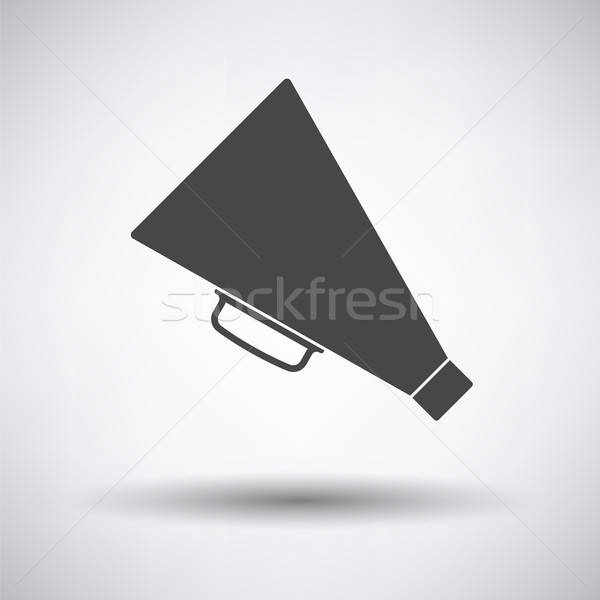 Director megaphone icon Stock photo © angelp
