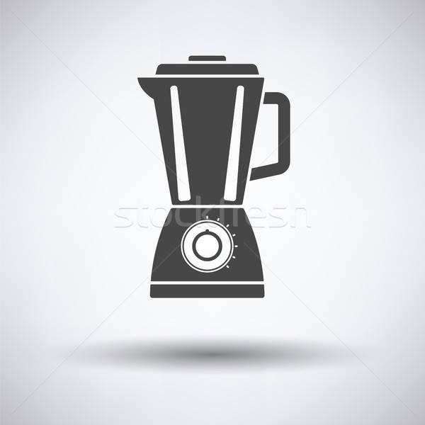 Kitchen blender icon Stock photo © angelp