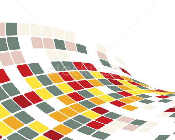 Foto d'archivio: Abstract · 3D · business · web · design · design · bellezza