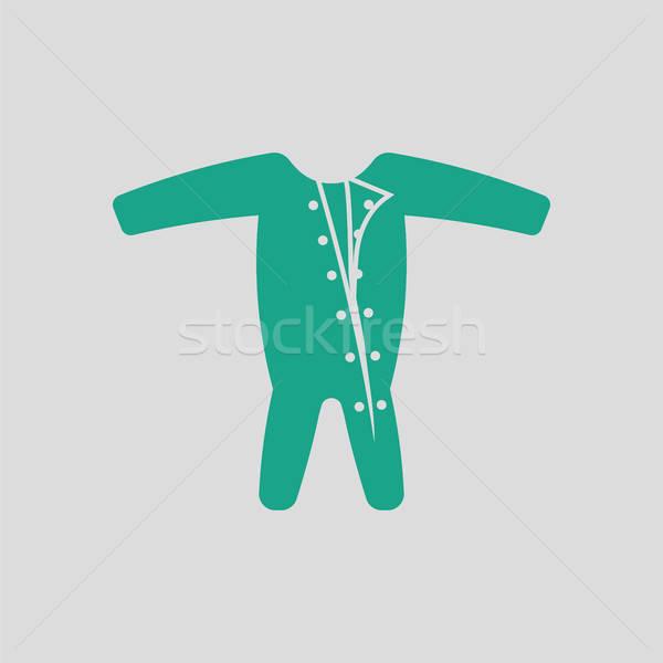 Baby onesie icon Stock photo © angelp