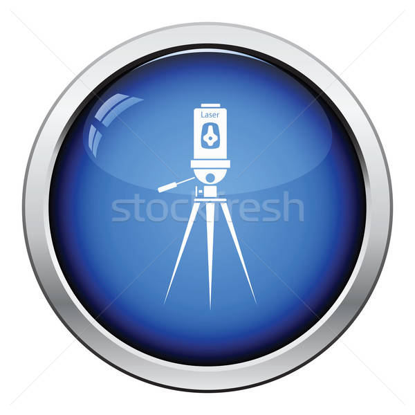 Laser level tool icon Stock photo © angelp