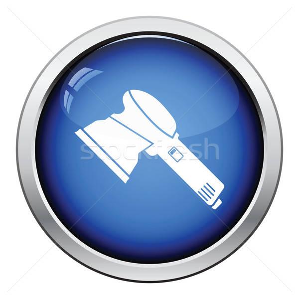 アイコン グラインダー ボタン デザイン 産業 ストックフォト © angelp