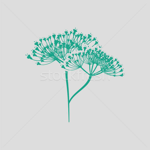 Dill  icon Stock photo © angelp