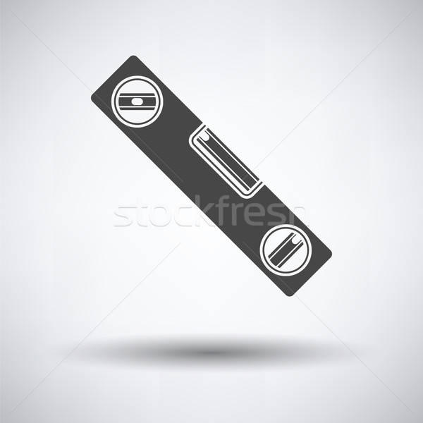 Icon of construction level  Stock photo © angelp