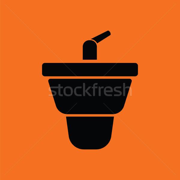 Bidet icon Stock photo © angelp