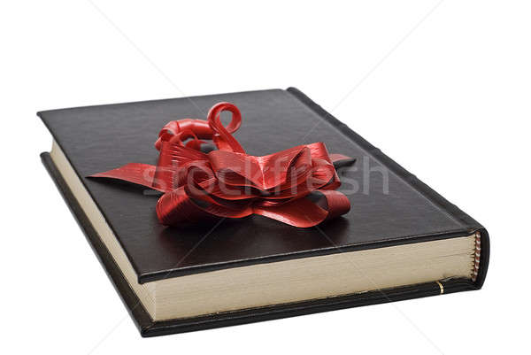 A book for a gift. Stock photo © angelsimon