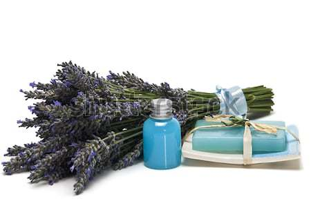 Lavender bath salts. Stock photo © angelsimon