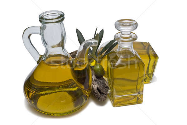 Delicious olive oil. Stock photo © angelsimon