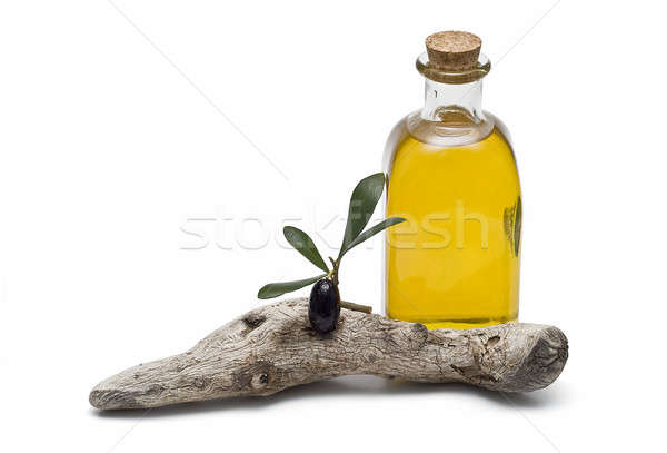 Fresh olive oil to cook. Stock photo © angelsimon