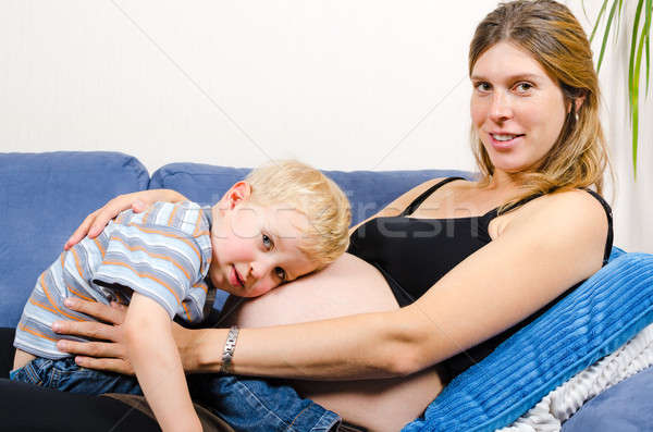 Мама беременна от своего сына реальные истории 60