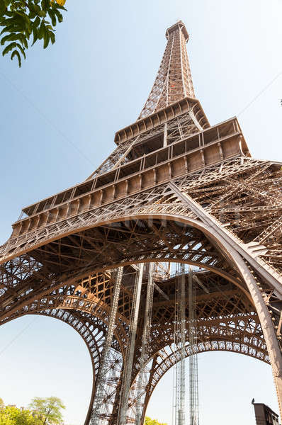 The Eiffel Tower in Paris France Stock photo © anmalkov