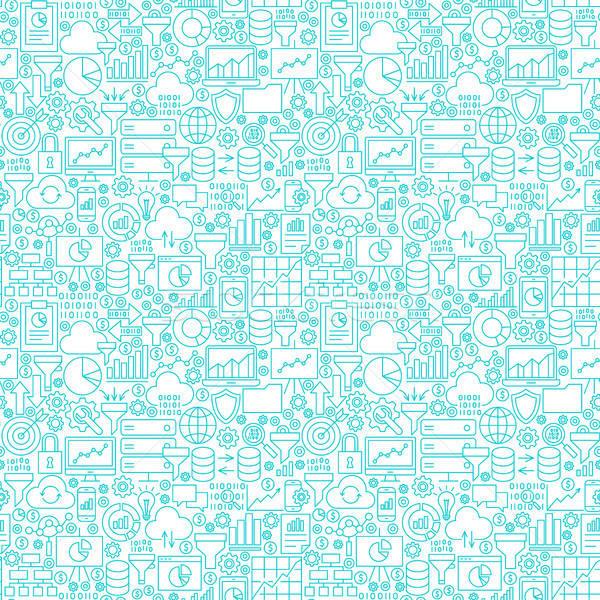 воронка текстуры дизайна Сток-фото © Anna_leni