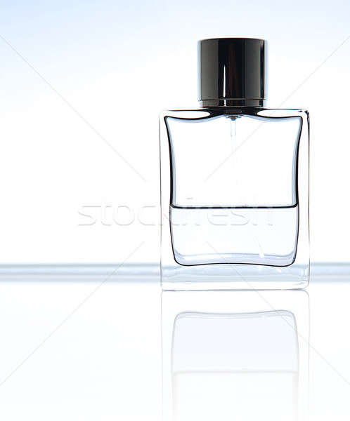 Bottle of perfume Stock photo © Anna_Om