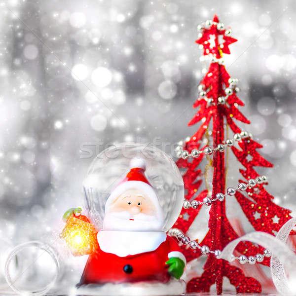 Beautiful Christmas still life Stock photo © Anna_Om