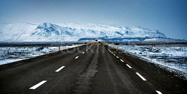 Iceland Stock photo © Anna_Om
