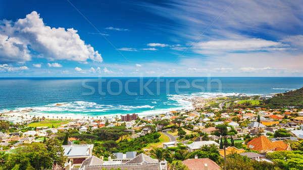 Le Cap belle ville Afrique Photo stock © Anna_Om
