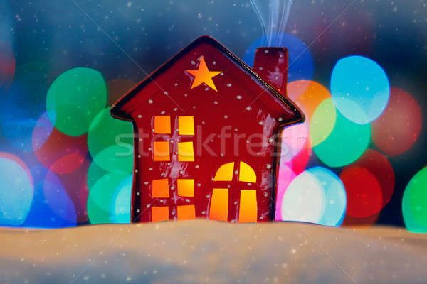 Cristmas decorations Stock photo © Anna_Om
