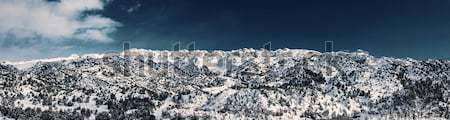 Mountain landscape Stock photo © Anna_Om