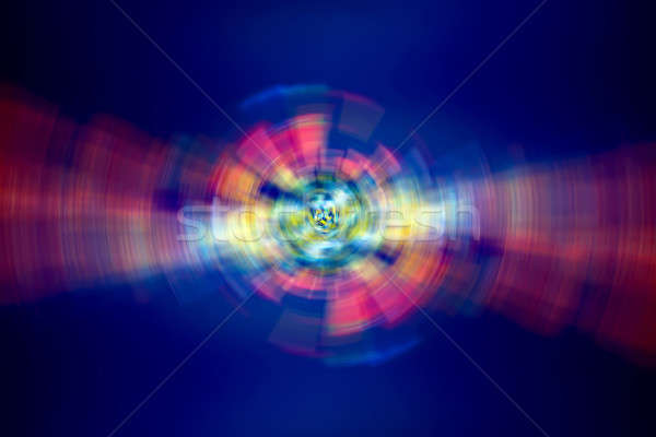 Abstract digital lights background Stock photo © Anna_Om