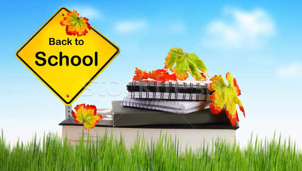 Back to school Stock photo © Anna_Om