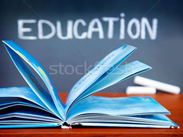 Stock photo: Education concept