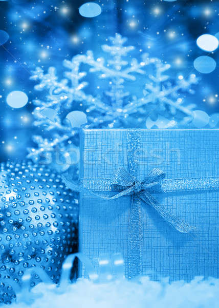 Beautiful gift Stock photo © Anna_Om