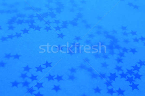 Stock photo: Old wallpaper