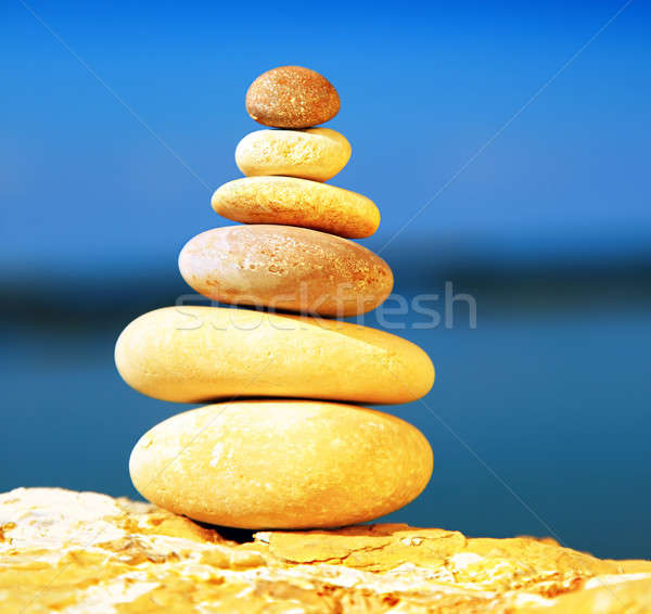 Zen balance Stock photo © Anna_Om