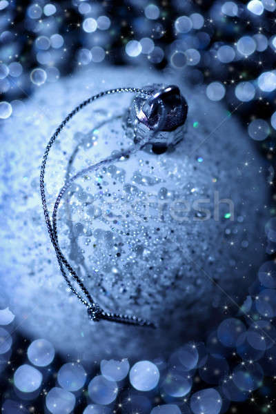 Stock photo: Christmas and New Year ornament