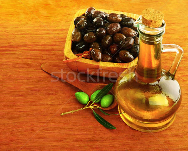 Olive Oil  Stock photo © Anna_Om
