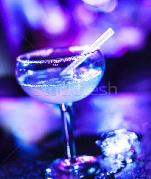 Frozen Margarita cocktail Stock photo © Anna_Om