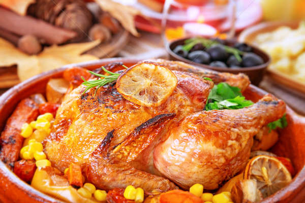 Smaczny Turcja Fotografia Zdjęcia stock © Anna_Om