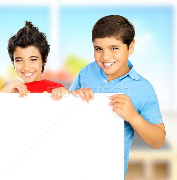 Stok fotoğraf: Mutlu · sınıf · erkek · Öğrenciler
