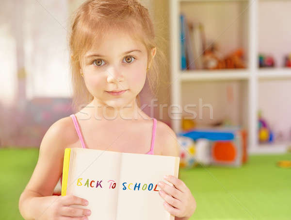 Back to school concept Stock photo © Anna_Om