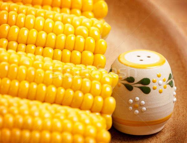 Foto stock: Foto · belo · prato · comida · natureza · morta · prato