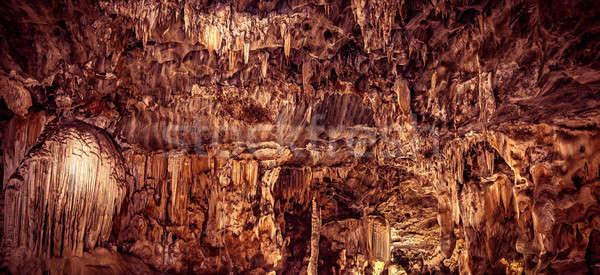 Afrique du Sud grotte belle naturelles attraction merveilleux Photo stock © Anna_Om