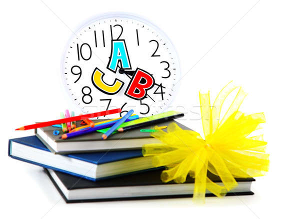 School time Stock photo © Anna_Om