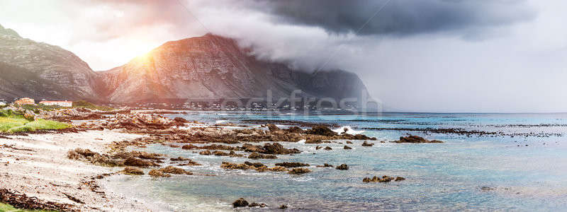 Beautiful landscape of Betty's Bay Stock photo © Anna_Om