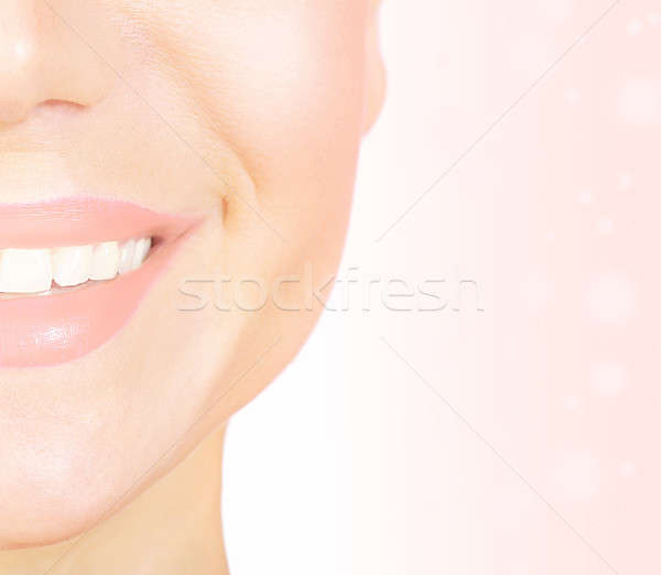Perfect smile  Stock photo © Anna_Om