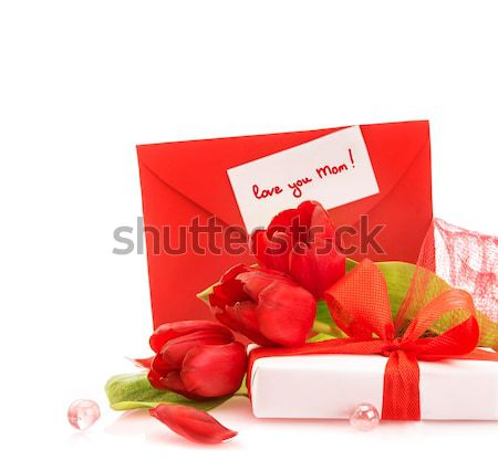 Still life for mothers day Stock photo © Anna_Om