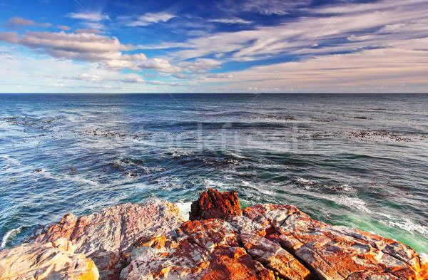 良い 希望 風景 海岸 半島 ポイント ストックフォト © Anna_Om