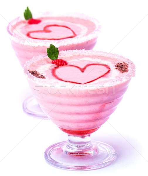 Romantic dessert Stock photo © Anna_Om