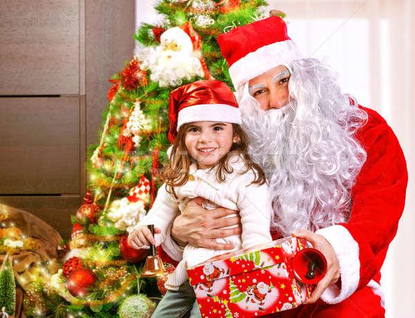 Christmas eve Stock photo © Anna_Om