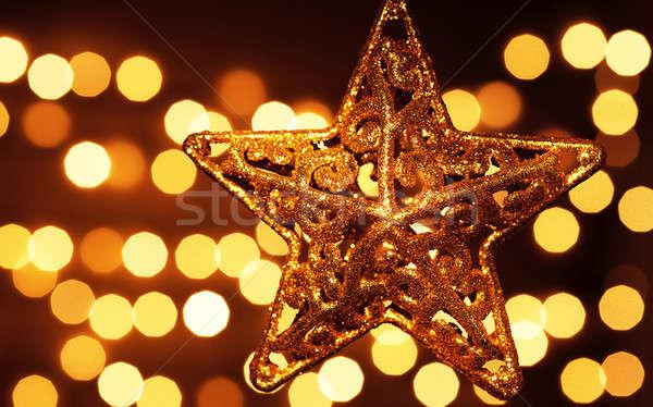 Star decoration Stock photo © Anna_Om