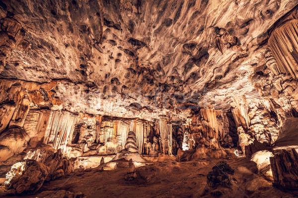 Meridionale africa incredibile view magnifico grotta Foto d'archivio © Anna_Om