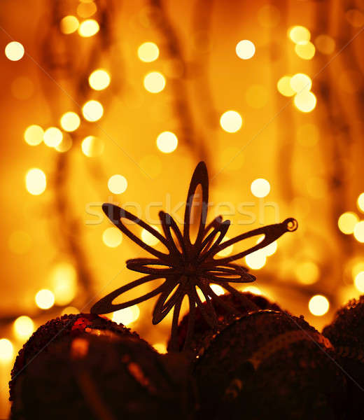 Christmas decoration Stock photo © Anna_Om