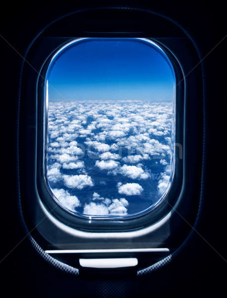 Air travel concept Stock photo © Anna_Om