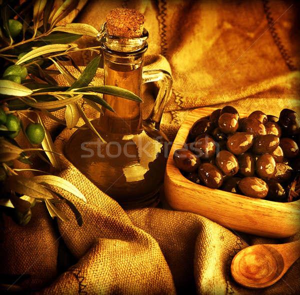 食品 静物 グランジ 古い スタイル 画像 ストックフォト © Anna_Om