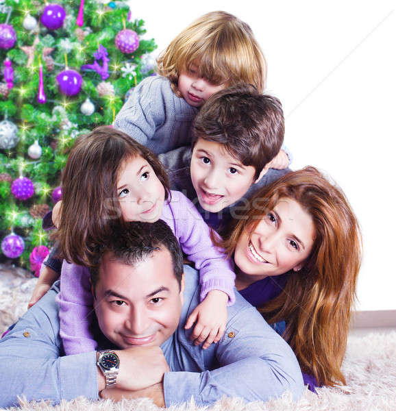 Christmas holiday Stock photo © Anna_Om