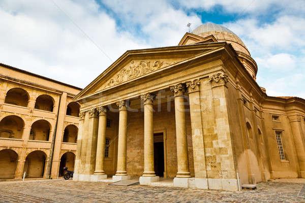 古代 病院 マルセイユ 南 フランス 建物 ストックフォト © anshar